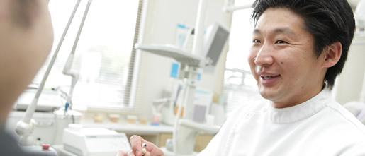 顎関節症のための矯正治療はカウンセリングのもと行います